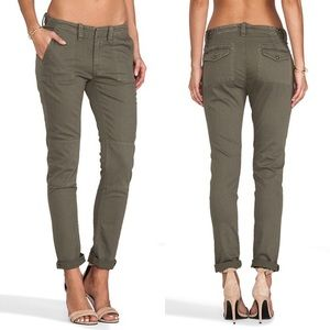 Rag & Bone Bowery Pants Army Green
